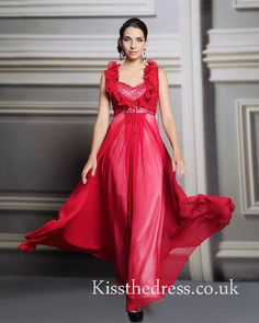 red mother dress DLQ