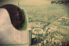 Evoke Wireless CCTV Camera is protect you and your family Its auto night vision also, The camera automatically turns on in dim light and in darkness keeping you updated at all times. Wireless Cctv Camera, Wireless Security Cameras, Cctv Camera For Home, Dim Lighting, Night Vision, Darkness, Airplane View, Times, Dark