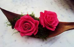 Art Floral Décoration Fleurs Mariage Roses stabilisées