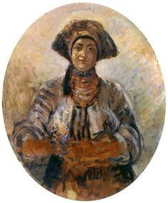 Ukrainian - Jacek Malczewski