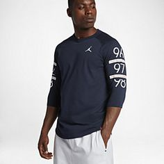 019075cb6acdea Jordan 6 Times Raglan Men s Sleeve T-Shirt