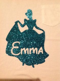 Personalized Princess Shirt for Disney Trip