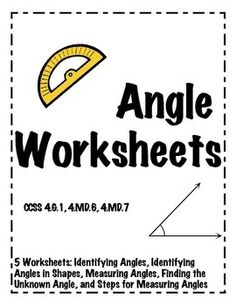 Geometry Worksheets: Parallel, Perpendicular, Intersecting