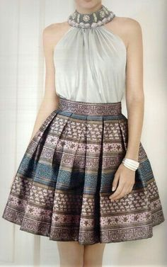 Would Combine With Any Piece Of Clothes. Indian Gowns Dresses, Indian Fashion Dresses, Indian Designer Outfits, Girls Fashion Clothes, Designer Dresses, Fashion Outfits, Fashion Fashion, Fashion Ideas, Fashion Inspiration