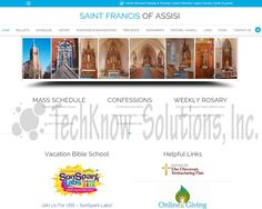 St. Francis of Assisi Parish #techknowsolutions