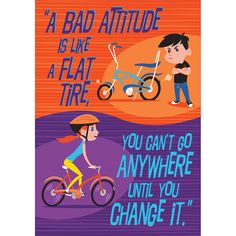 Flat Tire Classroom Poster | Eureka School Inspirational Classroom Posters, Eureka School, Flat Tire, Quotes For Kids, Student, Flats, Motivation, Fun, Loafers & Slip Ons