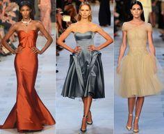 New York Fashion Week: Zac Posen, primavara/vara 2013 - o colectie romantica si ultrafeminina