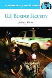 Add this to your board  U.S. Border Security: A Reference Handbook - http://www.buypdfbooks.com/shop/history/u-s-border-security-a-reference-handbook/ #History, #WarnerJudith