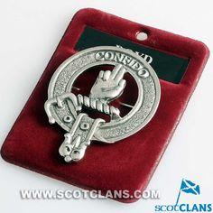 Boyd Clan Crest Cap