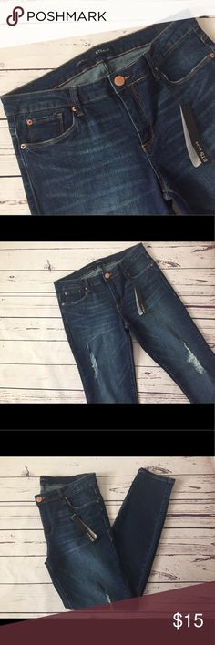 "NWT STS Blue Cassie Skinny Jeans New with tags, never worn. Waist: 32"", InSeam 31.5"". STS Blue Jeans Skinny"
