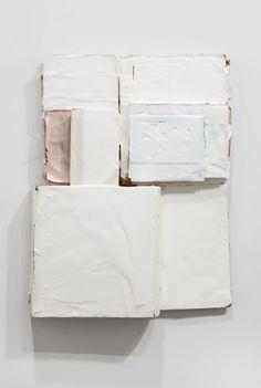 Nan Swid white post modern art