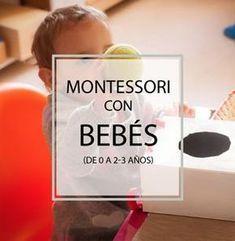 Contrôle du sphincter et M - Diy Montessori, Montessori Practical Life, Montessori Classroom, Montessori Toddler, Maria Montessori, Montessori Materials, Montessori Activities, Infant Activities, Baby Learning