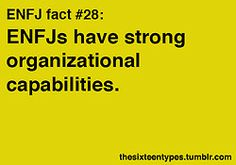 well... this part of being an ENFJ kind of skipped over me.. ;P