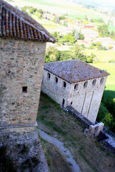 Castello di Torrechiara, Parma, Italy