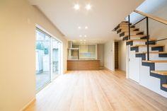 インナーバルコニーのある家 愛知県、名古屋市、江南市、岩倉市、小牧市、一宮市で安心な家づくり。耐火耐震に優れ、過ごしやすい、パッシブデザイン「atelier Co labo-アトリエ・コ・ラボ-」