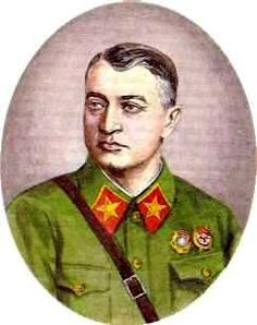 RUSSIAN GENERAL TUKHACHEVSKI