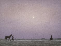 ☆ Night Meeting :¦: By Artist Quint Buchholz ☆