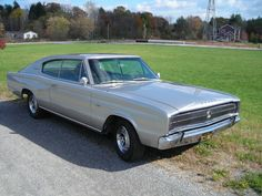 1966 Dodge Charger Rebuilt 383 Beautiful California Car