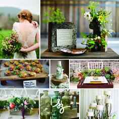 La magia de lo orgánico se transforma en celebración y una boda verde será la atmósfera perfecta para resaltar con detalles la originalidad de un espacio cargado de energía. Más info: www.szeventos.com soizic@szeventos.com