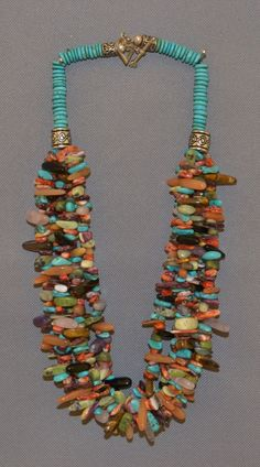 amber and turquoise, my fav! To see the source оf this item click… African Jewelry, Tribal Jewelry, Turquoise Jewelry, Indian Jewelry, Boho Jewelry, Beaded Jewelry, Jewelery, Beaded Necklace, Jewelry Design
