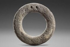 """Neolithic """"Ring Idol"""" 