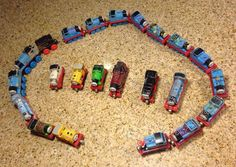 Vintage Thomas The Train 23 Engines Lot 3 are Wooden Arthur, Ben, Percy, Rare .. #ThomasFriends