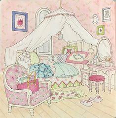 Relaxing Art, Romance Art, Anime Scenery, Color Of Life, Irene, Paper Dolls, Graphic Illustration, New Books, Art Reference