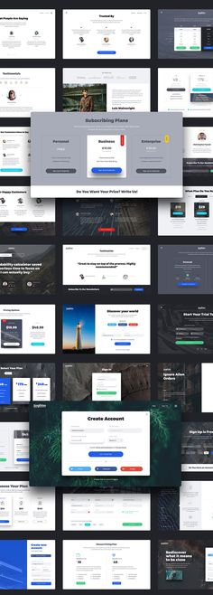With more than 150 hours spent to create this beautiful resource for designers, Singleton is a fresh and stylish UI Kit for building beautiful Landing Pages. This clear and practical UI tool consists of 120 elegant cards in 12 categories. All components are vector based, fully compatible, editable and pixel perfect. Also they are well-organized, …