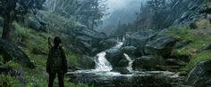 ArtStation - The Last of Us, John Sweeney