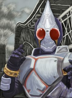 Kamen+Rider+Blade+Speed+Paint+by+ShadowRangerBlue.deviantart.com+on+@deviantART