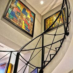 #new #listing #modern #penthouse #staircase #prsir #condado #puertorico