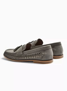Carousel Image 1 Mens Woven Loafers, Tassel Loafers, Loafers Men, My Bags, Casual Shoes, Shopping Bag, Oxford Shoes, Dress Shoes, Accessories