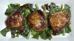 Recipe: Peking Chicken Thighs