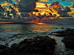 Këökea Ahupua`a, Wailea, Maui, Hawaii - My favorite place for sunsets