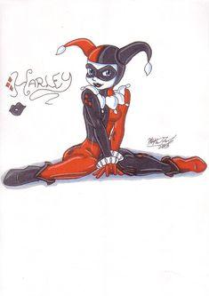 Harley Quinn by Dasutobani