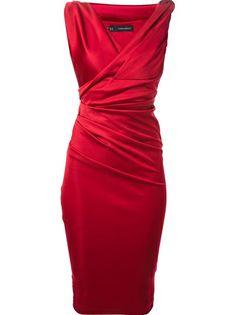 Algún día tendré un cuerpito para lucir semejante vestido... Ideal para una Navidad!