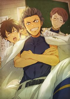"mamenoco: ""HAPPY BIRTHDAY Kuramochi!! """