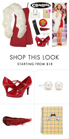 """""""clueless #2"""" by rosesthetcs ❤ liked on Polyvore featuring Gabriella Rocha, Tiffany & Co., By Terry and Chanel"""