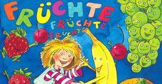 FRÜCHTE FRÜCHTE FRÜCHTE – Liederalbum für Kinder – Kinderkino
