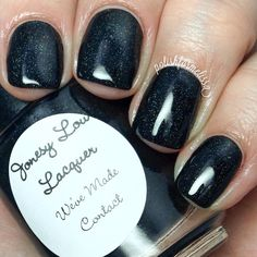 Jonesy Lou Lacquer We've Made Contact