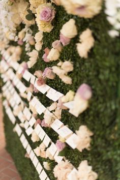 Brittany & Scott's Wedding | Studio EMP Photography | Place Cards