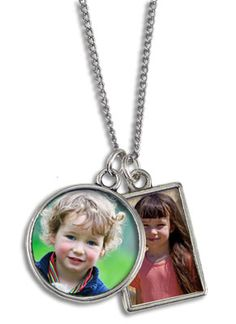 Mommies Photo Necklace Kit