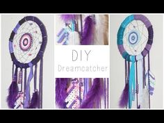 DIY: Dreamcatchers with Jessica Joaquin from theeasydiy