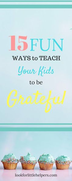 During this season of gifts, what better time to teach #gratitude to our children? Here are several ways to get started, plus WHY, HOW, and WHEN to teach gratitude to your children. #grateful