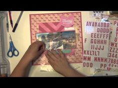 Layout a Week: August - YouTube