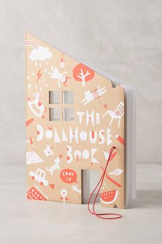 Dollhouse Coloring Book | Pinned by topista.com