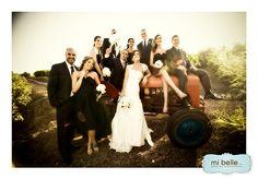 wedding party fun!!