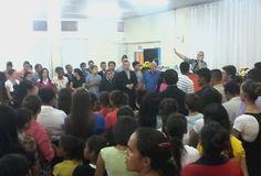Vigília da Fundação Reviver em Gravataí— RS