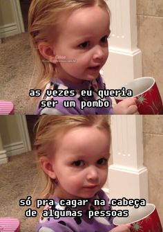 Somente as que merecem kkk Funny Photos, Funny Images, Weird World, Good Mood, Cute Kids, I Laughed, Haha, Comedy, Jokes