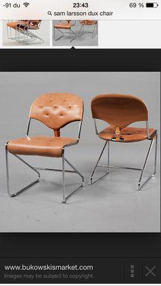 Sam Larsson Chair DUX